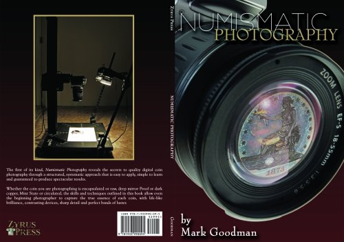 Numismatic Photography book cover