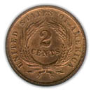 Two Cent Coin reverse
