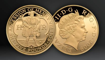 Henry VII commemorative